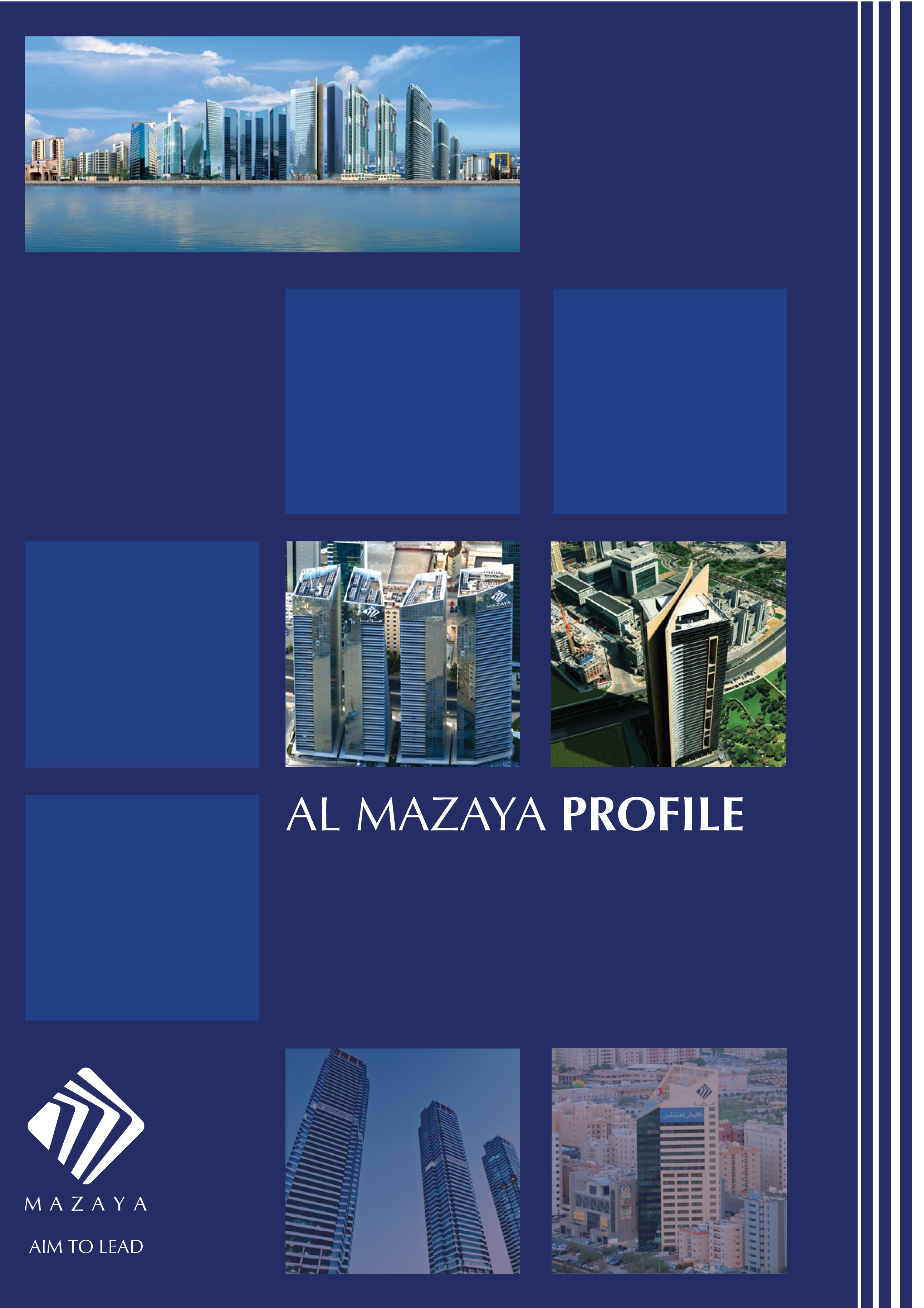mazaya profile summary - Real Estate Profile Summary